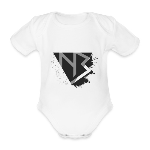 Cappellino NiKyBoX - Body ecologico per neonato a manica corta