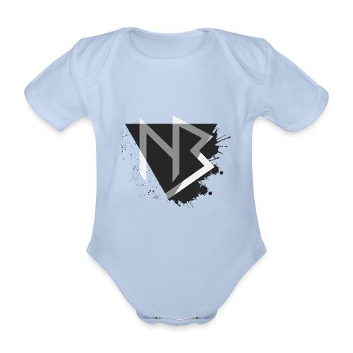 T-shirt NiKyBoX - Body ecologico per neonato a manica corta