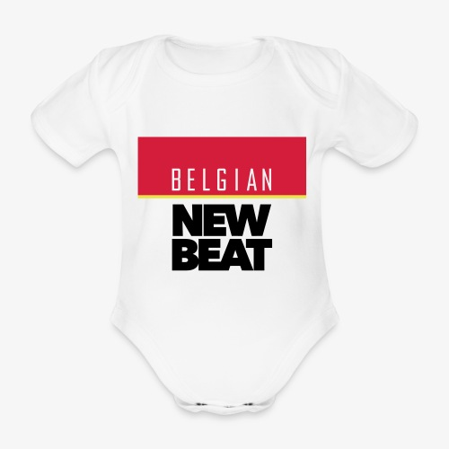 BNB SQ - Baby bio-rompertje met korte mouwen