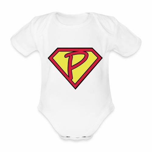 superp 2 - Baby Bio-Kurzarm-Body
