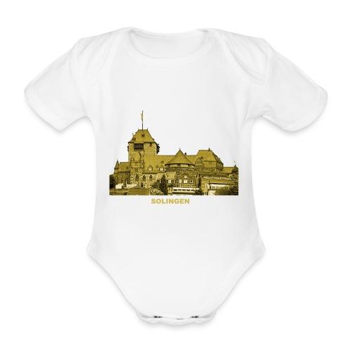 Solingen Schloss Burg Wupper Nordrhein-Westfalen - Baby Bio-Kurzarm-Body