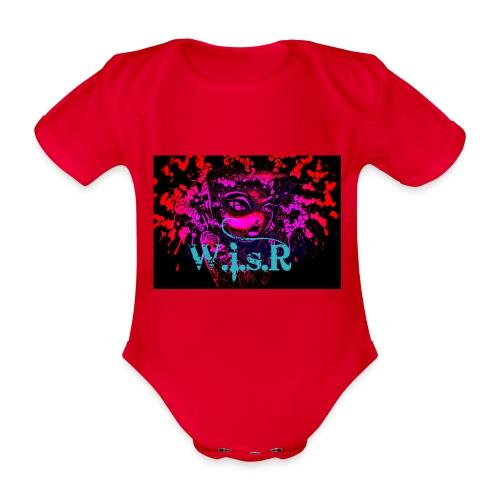 WisR Naisten T- Paita - Vauvan lyhythihainen luomu-body