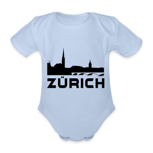 Zürich - Baby Bio-Kurzarm-Body