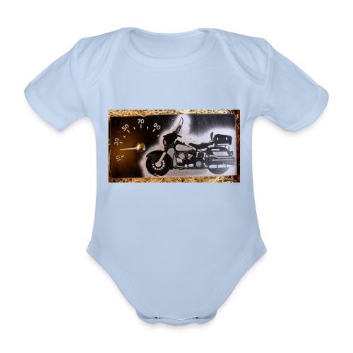 MP-kuva - Vauvan lyhythihainen luomu-body