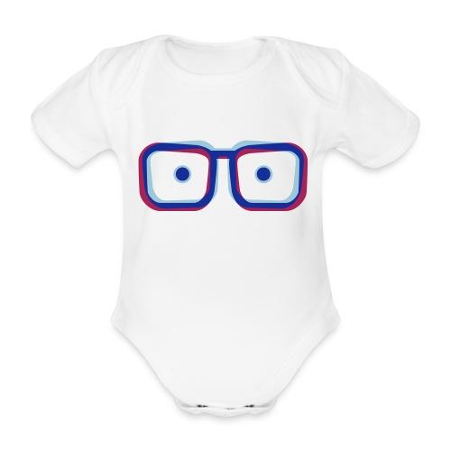 181019_romandreas_logo - Baby Bio-Kurzarm-Body