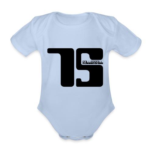 Rollerball 1975 Team shirt - Organic Short-sleeved Baby Bodysuit