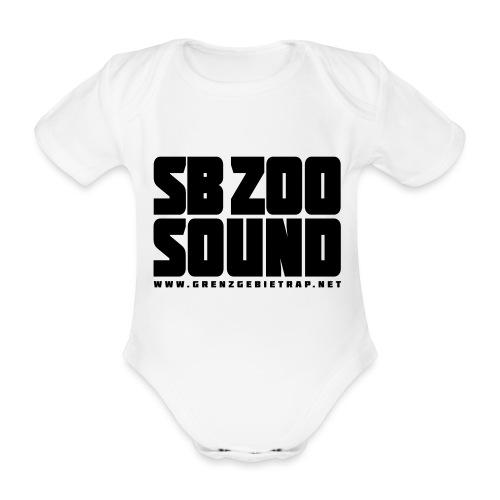 SB ZOO SOUND Blockbuster - Baby Bio-Kurzarm-Body