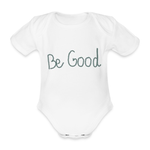 bgood - Body orgánico de manga corta para bebé