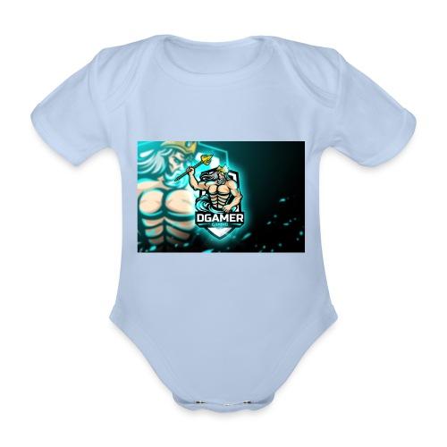 8251831F EA3A 4726 A475 A5510CDECB5A - Ekologisk kortärmad babybody