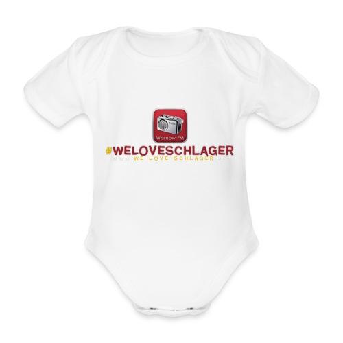 WeLoveSchlager de - Baby Bio-Kurzarm-Body
