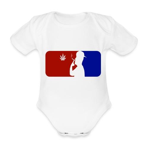 Pass That Dutch RWB - Organic Short-sleeved Baby Bodysuit