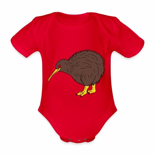 Kiwi - Baby Bio-Kurzarm-Body