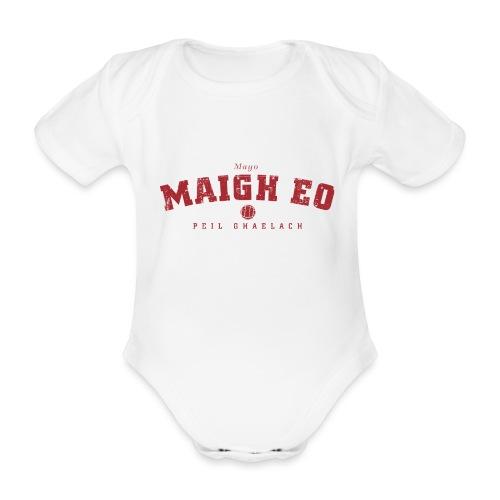 mayo vintage - Organic Short-sleeved Baby Bodysuit