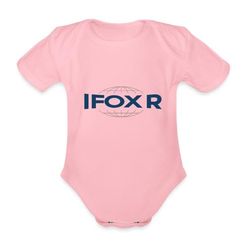 IFOX MUGG - Ekologisk kortärmad babybody