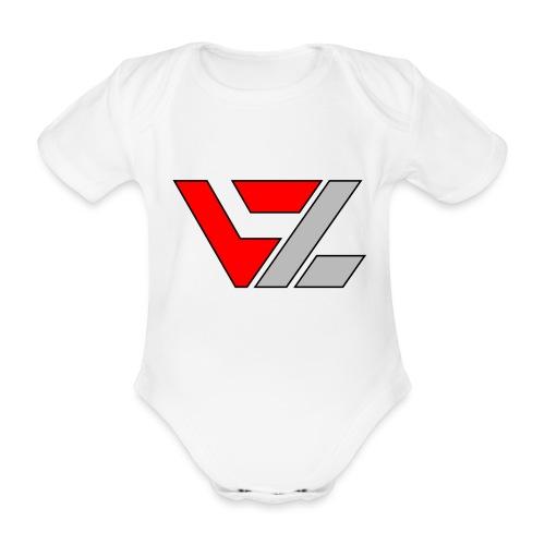 vusionZ | Peace - Baby Bio-Kurzarm-Body