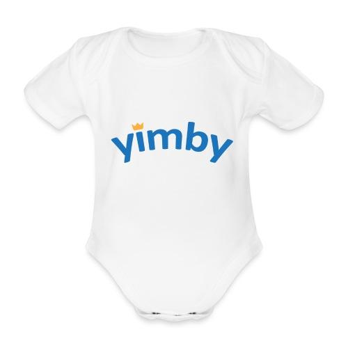 Yimby Göteborg väska - Ekologisk kortärmad babybody