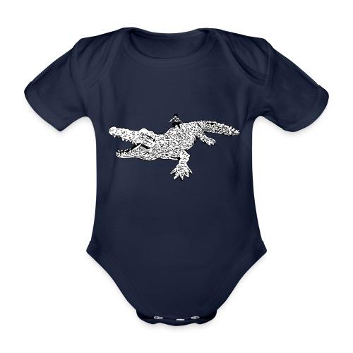 JUANCHO RIDES AGAIN MASTER - Organic Short-sleeved Baby Bodysuit