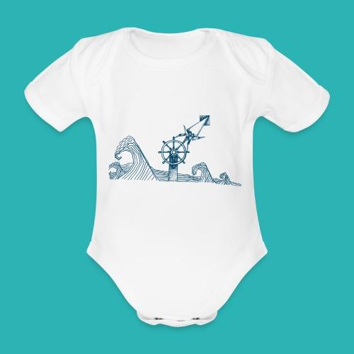 Carta_timone_blu-png - Body ecologico per neonato a manica corta