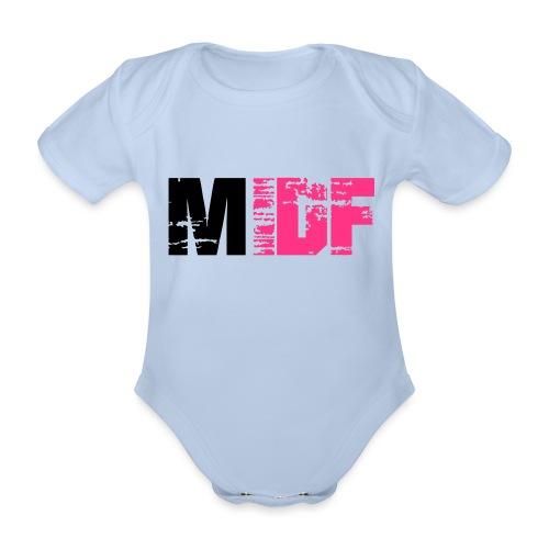 Logo MIDF 2 - Body Bébé bio manches courtes