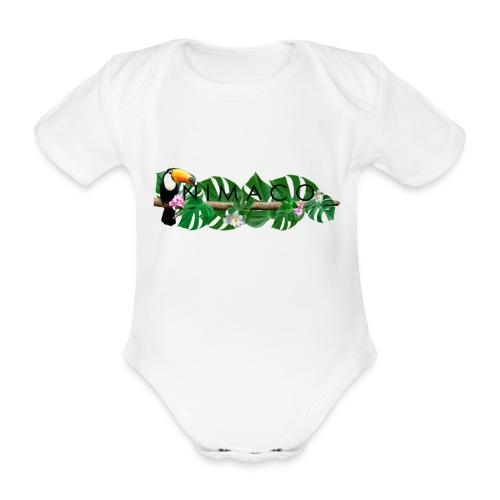 NIMACO Tukan - Baby Bio-Kurzarm-Body