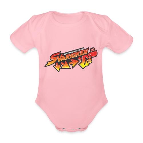 Maglietta Svarioken - Body ecologico per neonato a manica corta