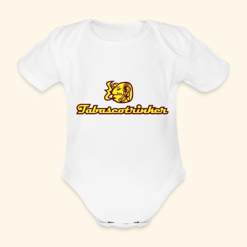 Tabascotrinker, Maya - Baby Bio-Kurzarm-Body