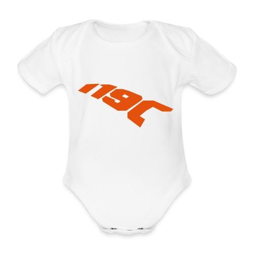 Adv1190 - Baby Bio-Kurzarm-Body