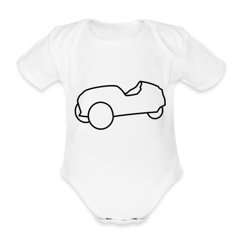 Velayo - Baby Bio-Kurzarm-Body