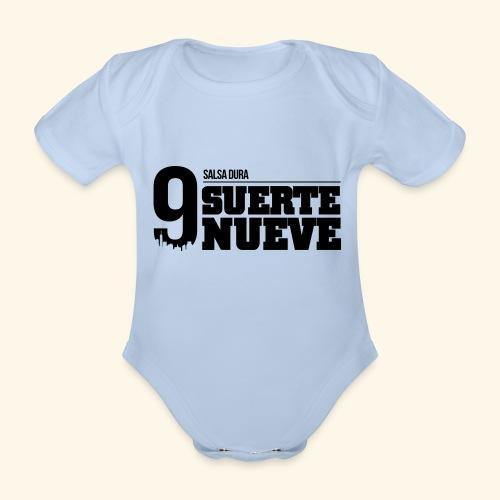 Logo Suerte - Body Bébé bio manches courtes