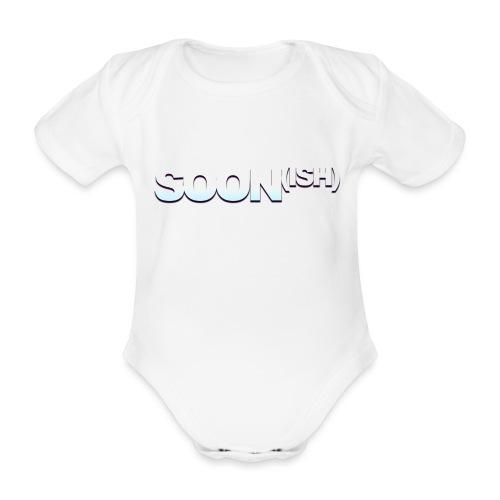 SOON png - Body ecologico per neonato a manica corta