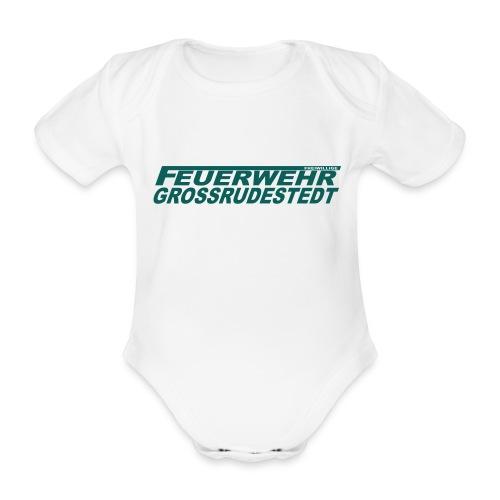 Schriftzug_FFG_gross - Baby Bio-Kurzarm-Body