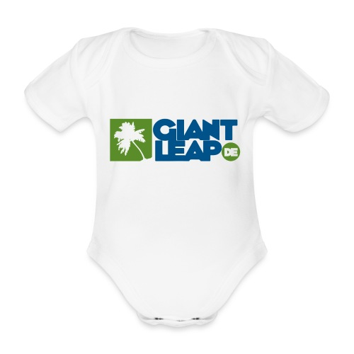 palme - Baby Bio-Kurzarm-Body