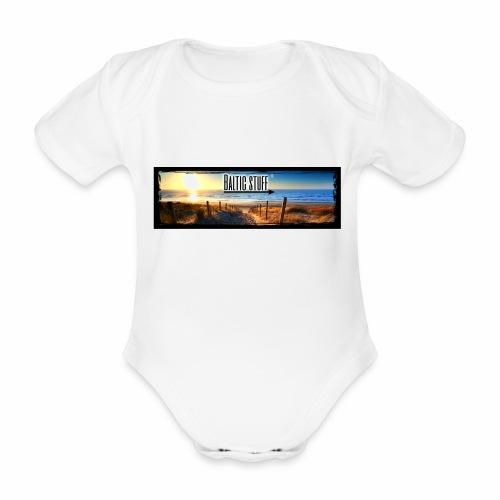Baltic-Stuff - Baby Bio-Kurzarm-Body