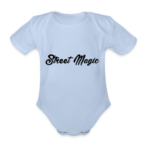 StreetMagic - Organic Short-sleeved Baby Bodysuit
