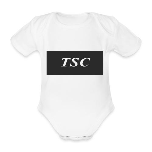 TSC Design - Organic Short-sleeved Baby Bodysuit