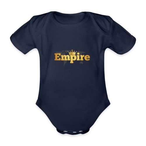EMPIRE - Body Bébé bio manches courtes