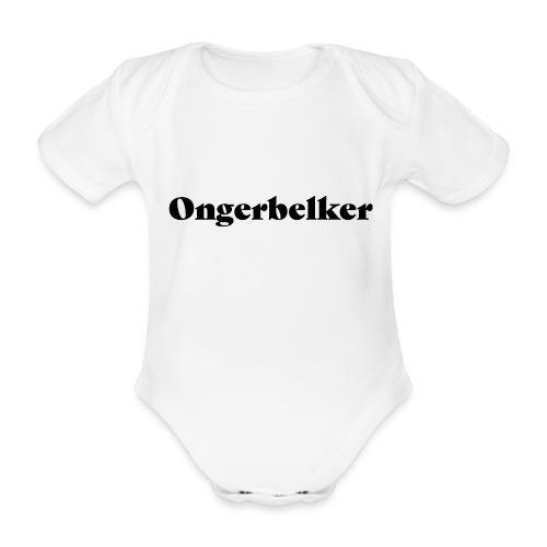 Ongerbelker - Baby Bio-Kurzarm-Body