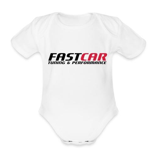 fastcar-eps - Ekologisk kortärmad babybody
