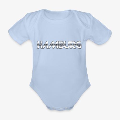 Metalkid Hamburg - Baby Bio-Kurzarm-Body