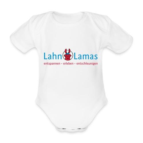 Lahn Lamas - Baby Bio-Kurzarm-Body