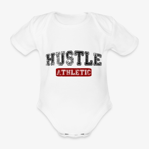 Hustle Athletic - Baby Bio-Kurzarm-Body