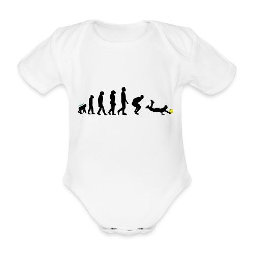 Evolution Defense - Body ecologico per neonato a manica corta