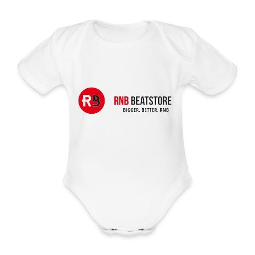 RNBBeatstore Shop - Baby bio-rompertje met korte mouwen
