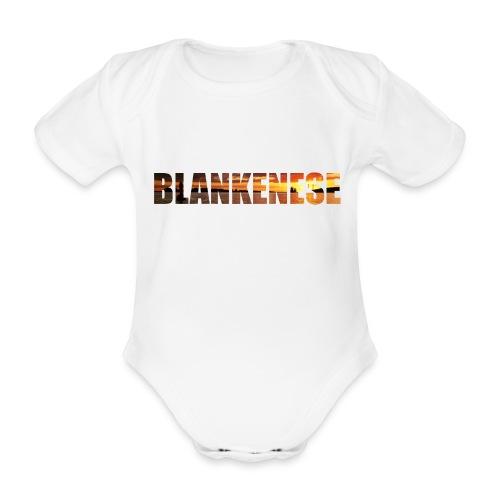 Blankenese Hamburg - Baby Bio-Kurzarm-Body