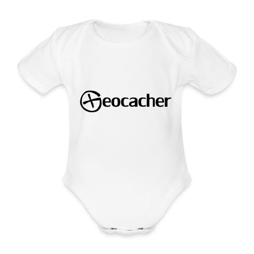 Geocacher - Vauvan lyhythihainen luomu-body