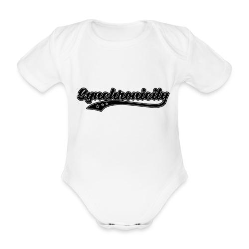 Synchronicity - Body Bébé bio manches courtes