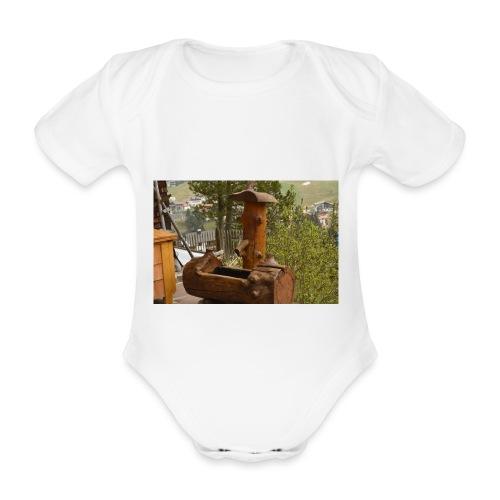 19.12.17 - Baby Bio-Kurzarm-Body