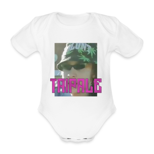 Rare Taipale - Vauvan lyhythihainen luomu-body