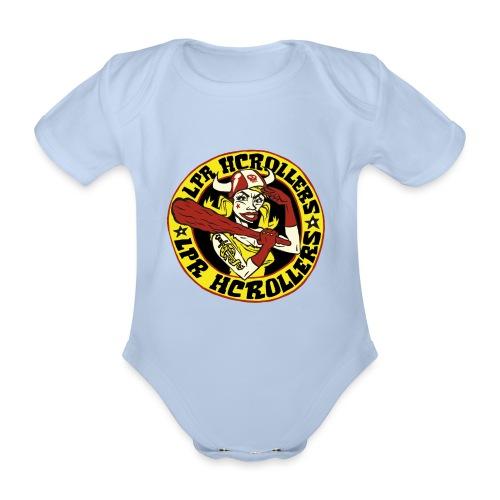 Lpr HCRollers - Vauvan lyhythihainen luomu-body