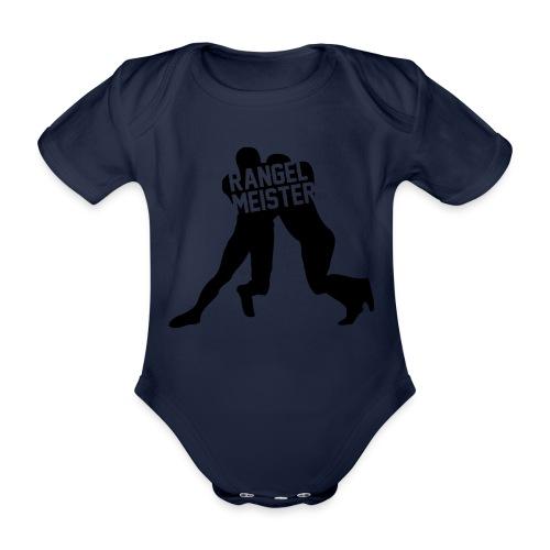 Rangelmeister - Baby Bio-Kurzarm-Body